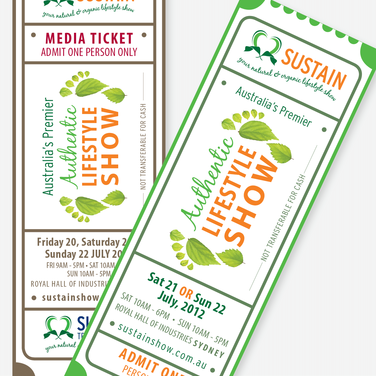 Event Collateral: Sustain Expo
