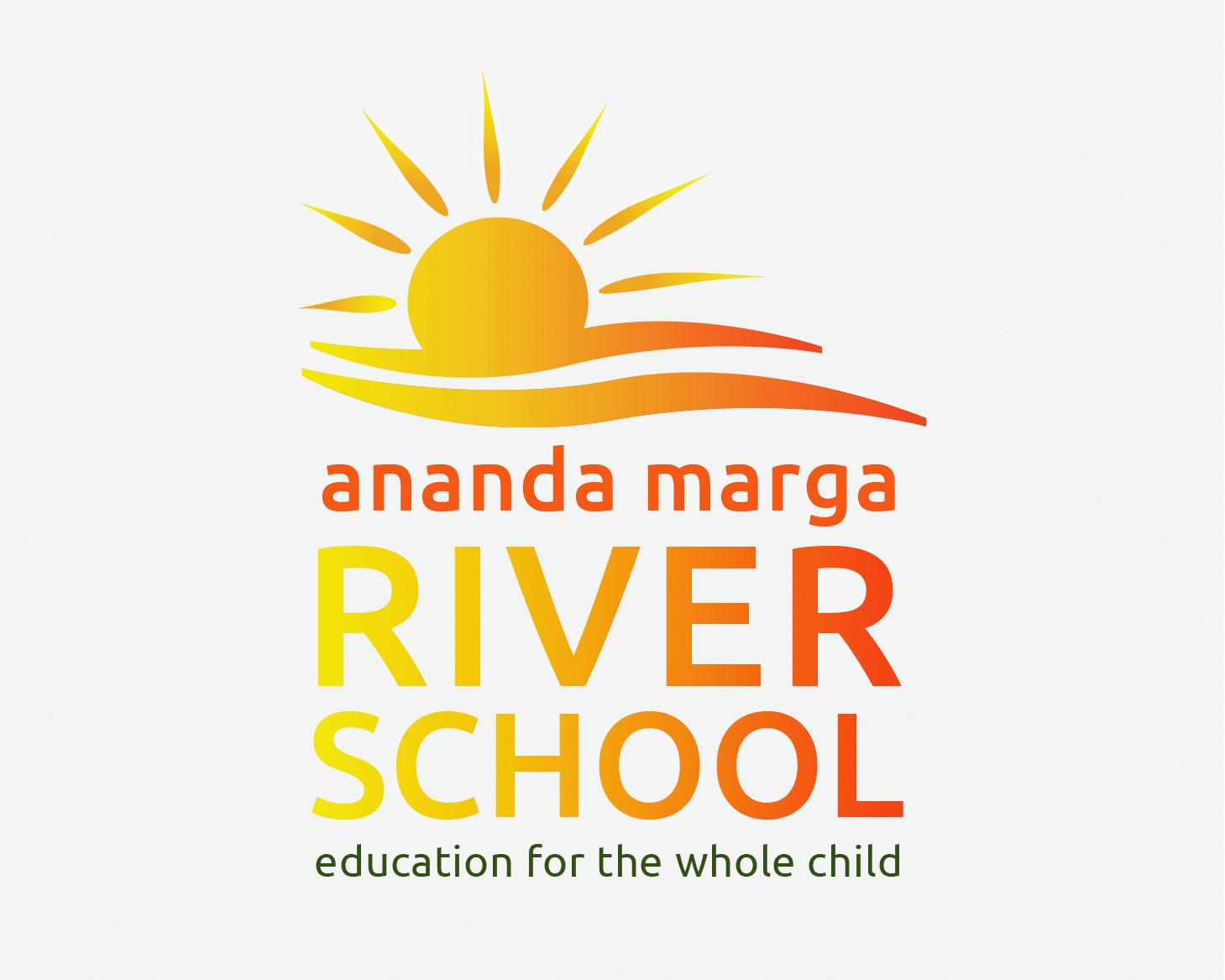 Logo Refresh: Ananda Marga River School