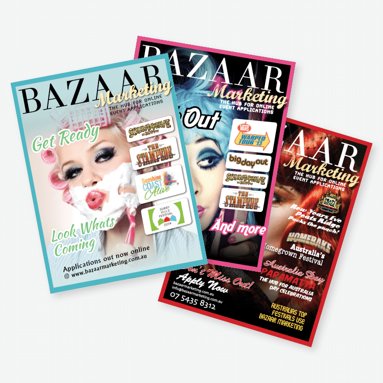 Advertising: Bazaar Marketing