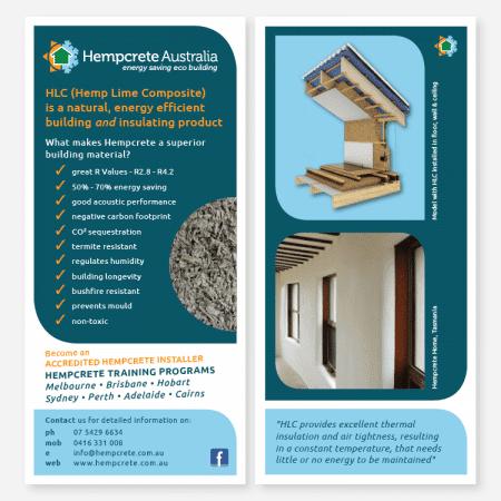 Hempcrete Australia – Corporate Branding