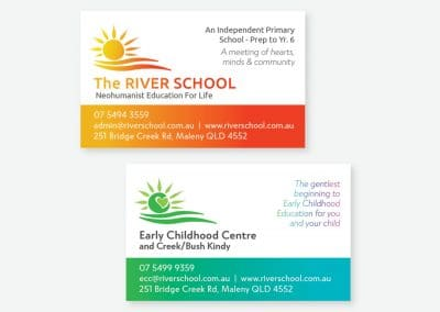 The River School